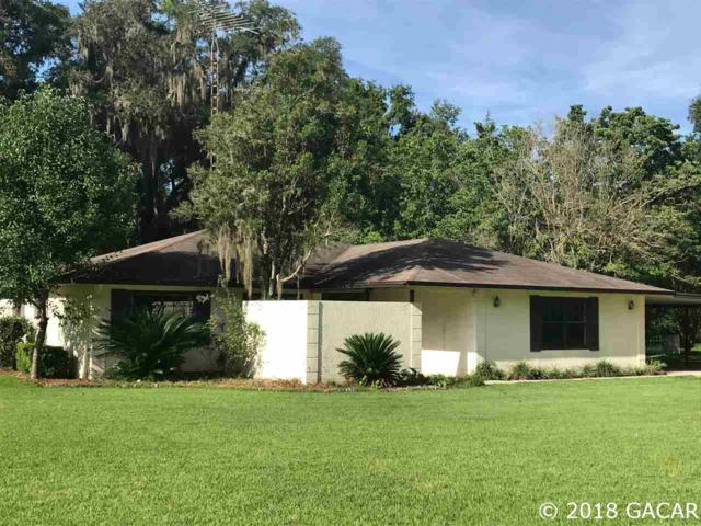13817 NW 112TH Avenue, Alachua, FL 32615 (MLS #411559) :: Bosshardt Realty
