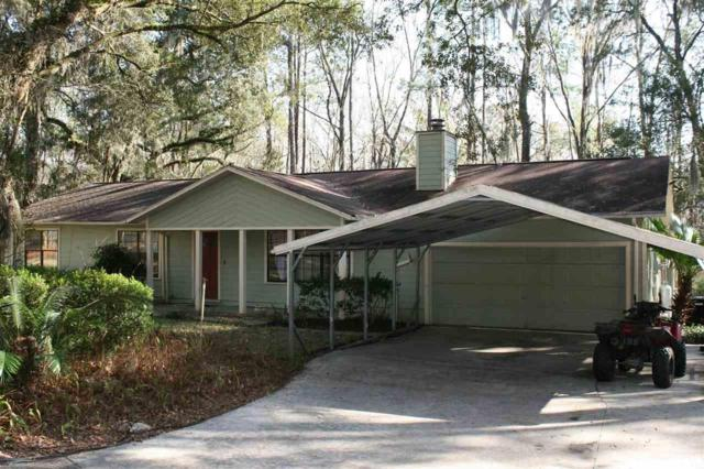 19525 NW 240th Lane, High Springs, FL 32643 (MLS #411909) :: Thomas Group Realty