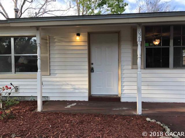 1624 SE 13TH Place, Gainesville, FL 32641 (MLS #412545) :: Abraham Agape Group