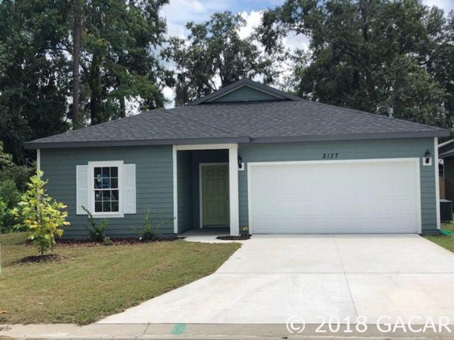 2137 NW 75th Place, Gainesville, FL 32653 (MLS #413358) :: OurTown Group