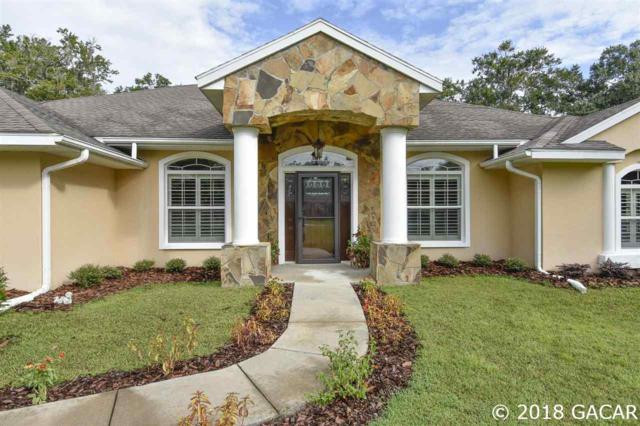 20644 NE 115 Place, Earleton, FL 32631 (MLS #414795) :: OurTown Group