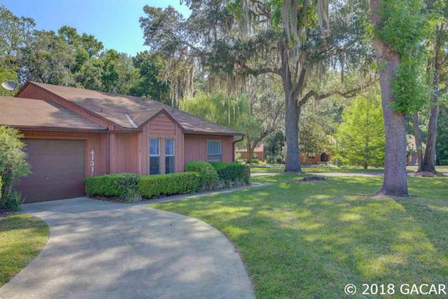4131 NW 16TH Drive, Gainesville, FL 32605 (MLS #414833) :: Bosshardt Realty