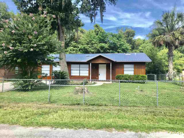 520 SE 72nd Street, Gainesville, FL 32641 (MLS #414901) :: Florida Homes Realty & Mortgage