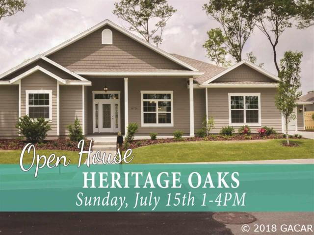 16742 NW 168th Terrace, Alachua, FL 32615 (MLS #415320) :: OurTown Group
