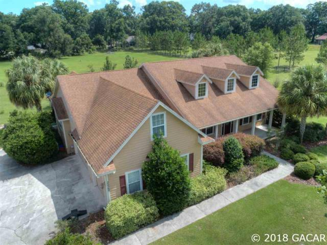 25560 NW 166th Avenue, High Springs, FL 32643 (MLS #415389) :: Thomas Group Realty