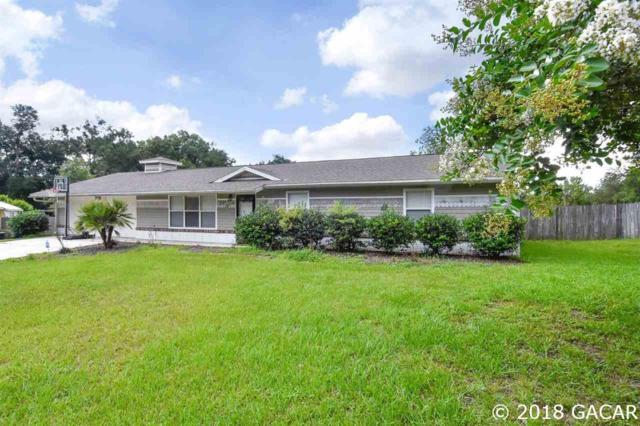13706 NW 137 Terrace, Alachua, FL 32615 (MLS #415716) :: Thomas Group Realty
