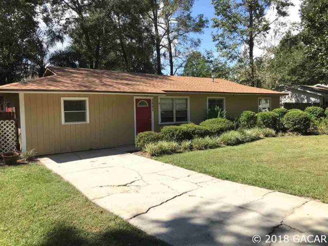 3642 NW 22nd Terrace, Gainesville, FL 32605 (MLS #418154) :: Bosshardt Realty