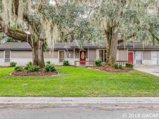 3613 NW 46th Place, Gainesville, FL 32605 (MLS #419322) :: Bosshardt Realty