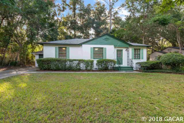420 NW 25TH Street, Gainesville, FL 32607 (MLS #419651) :: Bosshardt Realty