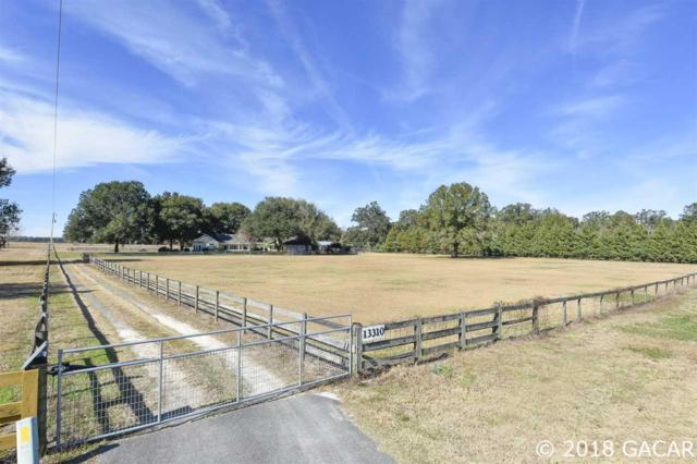 13310 NW 167th Terrace, Alachua, FL 32615 (MLS #420589) :: Rabell Realty Group