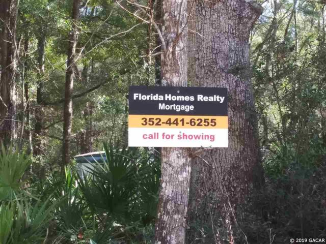 457 NE 558 Street, Old Town, FL 32680 (MLS #421579) :: Bosshardt Realty
