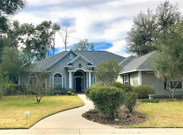 8623 SW 10TH Road, Gainesville, FL 32607 (MLS #422131) :: Bosshardt Realty
