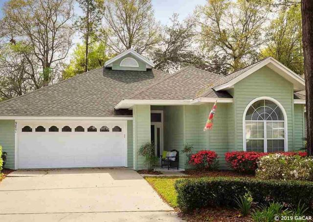 9801 SW 34TH, Gainesville, FL 32608 (MLS #423104) :: Bosshardt Realty