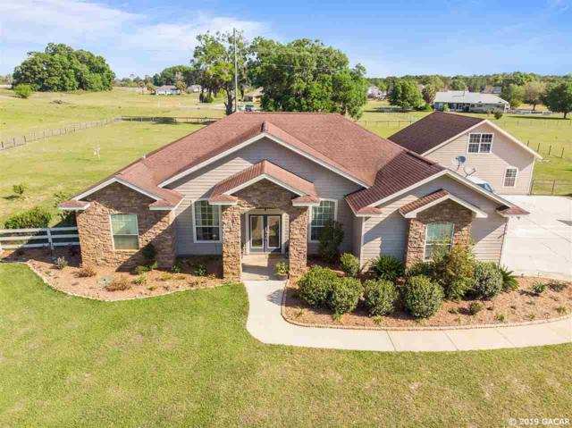 25672 NW 173rd Avenue, High Springs, FL 32643 (MLS #423984) :: Rabell Realty Group