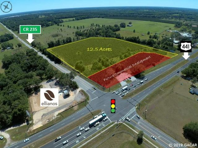 16300 NW Us Hwy. 441, Alachua, FL 32615 (MLS #424492) :: OurTown Group