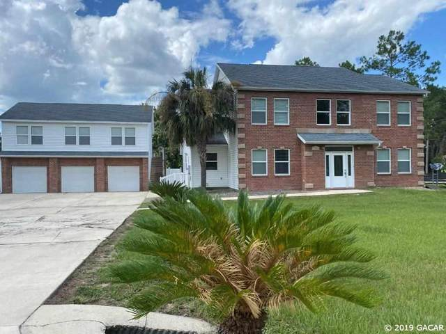 17456 NW 177TH Avenue, Alachua, FL 32615 (MLS #424688) :: The Curlings Group