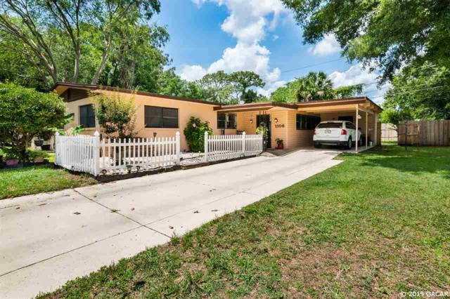 1106 NE 20 Place, Gainesville, FL 32609 (MLS #425004) :: Bosshardt Realty
