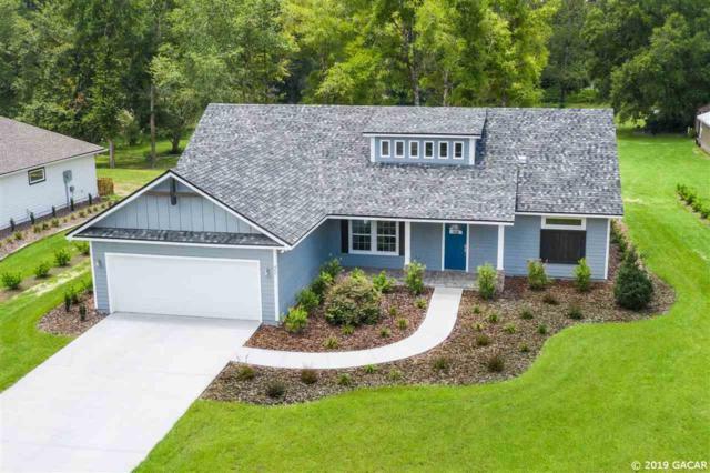460 NW 123rd Street Drive, Newberry, FL 32669 (MLS #426851) :: Bosshardt Realty