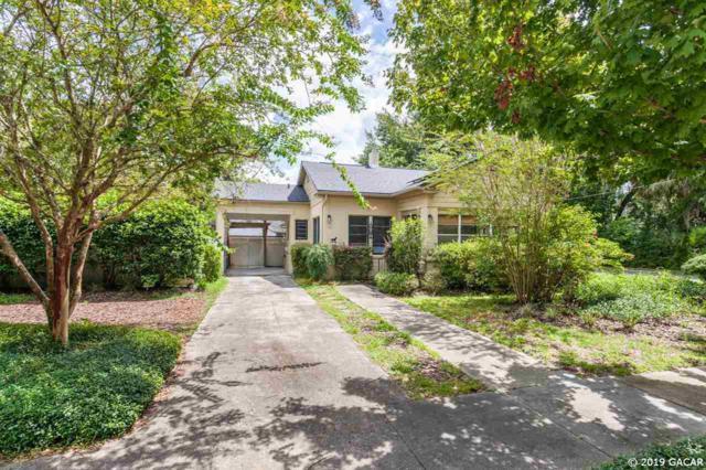 501 NE 8th Avenue, Gainesville, FL 32601 (MLS #427208) :: Bosshardt Realty
