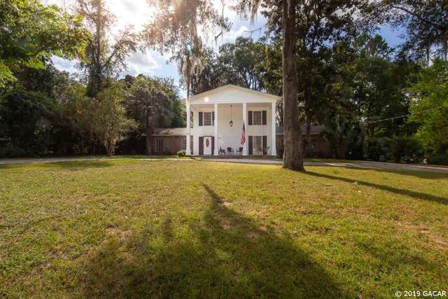 714 NW 40TH Terrace, Gainesville, FL 32607 (MLS #427975) :: Bosshardt Realty