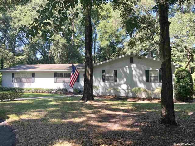 318 SW 80TH Boulevard, Gainesville, FL 32607 (MLS #428264) :: Bosshardt Realty