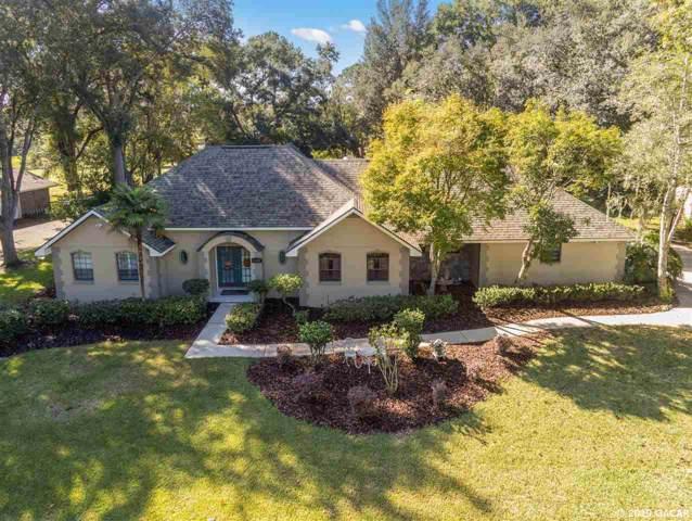 11808 NW 71st Terrace, Alachua, FL 32615 (MLS #429359) :: Bosshardt Realty