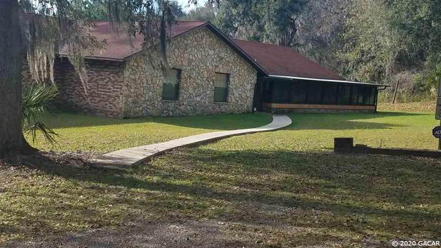 14708 SE 11th Drive, Micanopy, FL 32667 (MLS #431406) :: Pepine Realty