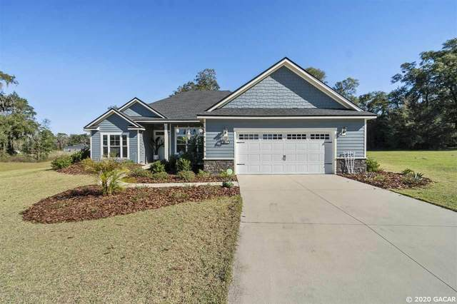 24919 NW 168th Lane, High Springs, FL 32643 (MLS #431528) :: Bosshardt Realty