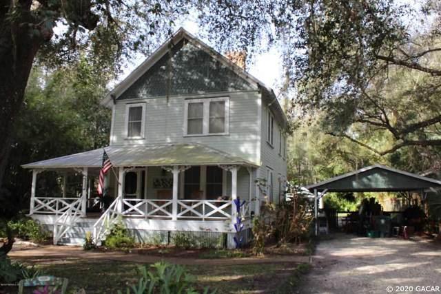 712 NE Cholokka Boulevard, Micanopy, FL 32667 (MLS #431685) :: Bosshardt Realty