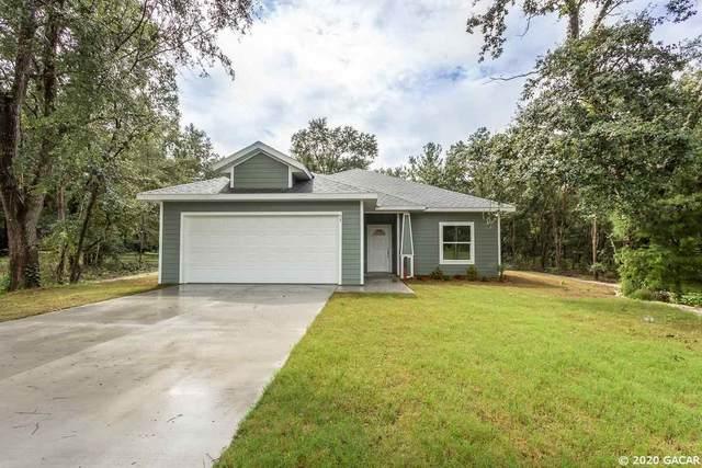 55 Deer Trail Circle, Bronson, FL 32621 (MLS #433362) :: Abraham Agape Group