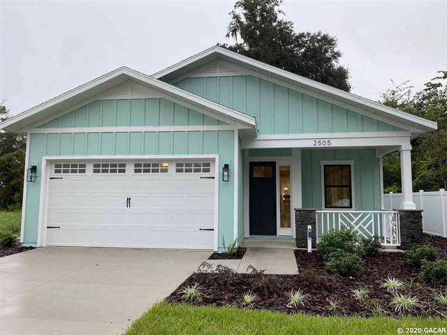 2505 NW 48th Terrace, Gainesville, FL 32606 (MLS #436681) :: The Curlings Group