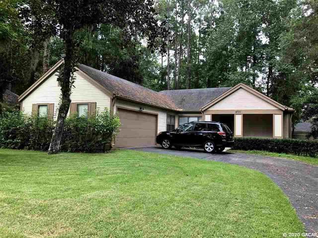 4721 SW 76 Terrace, Gainesville, FL 32608 (MLS #436914) :: Pepine Realty