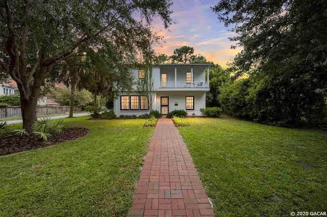 215 NE 9th Avenue, Gainesville, FL 32601 (MLS #437266) :: Abraham Agape Group