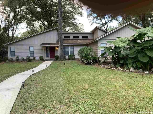 1732 SW 81st Terrace, Gainesville, FL 32607 (MLS #439765) :: The Curlings Group