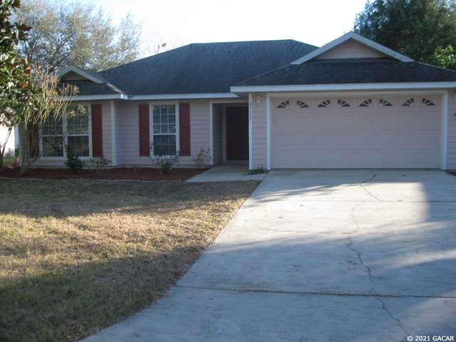 25177 NW 9th Road, Newberry, FL 32669 (MLS #440793) :: Abraham Agape Group