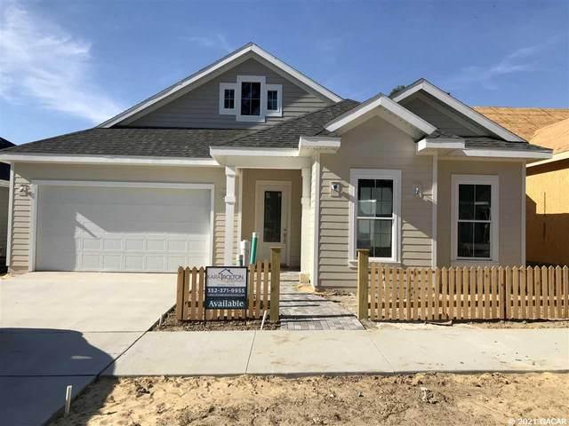 1411 NW 132nd Boulevard, Newberry, FL 32669 (MLS #441355) :: Abraham Agape Group