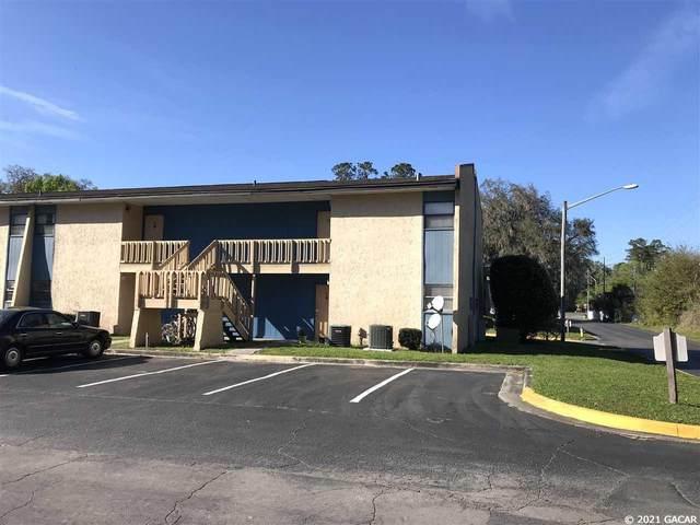 2811 SW Archer Road D32, Gainesville, FL 32608 (MLS #442100) :: Pepine Realty