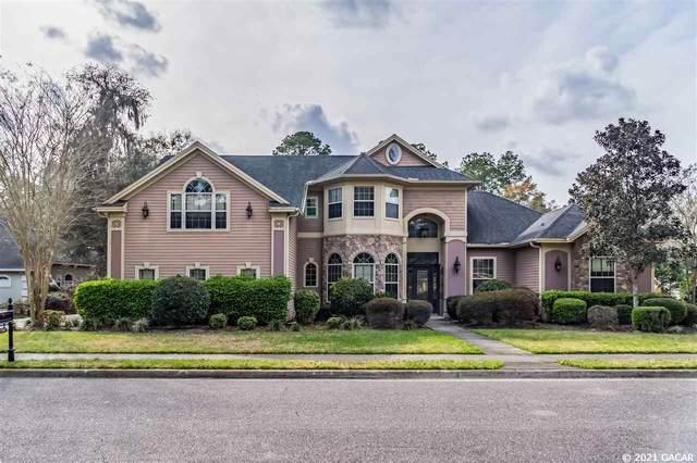 4720 NW 58th Street, Gainesville, FL 32653 (MLS #442181) :: Pepine Realty