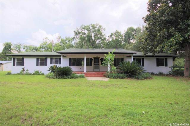 13255 NW 148th Terrace, Alachua, FL 32615 (MLS #443110) :: Rabell Realty Group