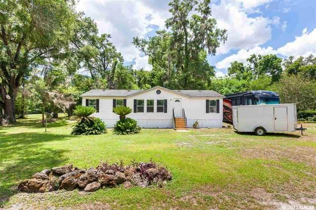 17447 SW 129 Avenue, Archer, FL 32618 (MLS #445269) :: Abraham Agape Group
