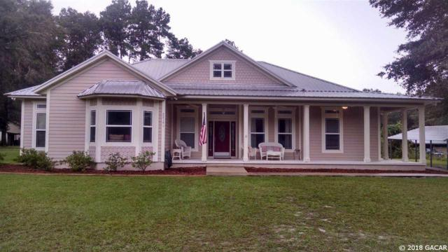 22191 NW 190th Avenue, High Springs, FL 32643 (MLS #408407) :: Bosshardt Realty
