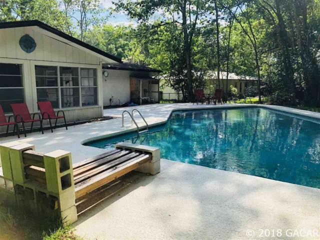 9820 NW 6th Place, Gainesville, FL 32607 (MLS #412540) :: Bosshardt Realty