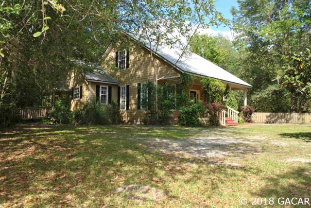 6390 NE 160th Avenue, Williston, FL 32696 (MLS #413570) :: Thomas Group Realty
