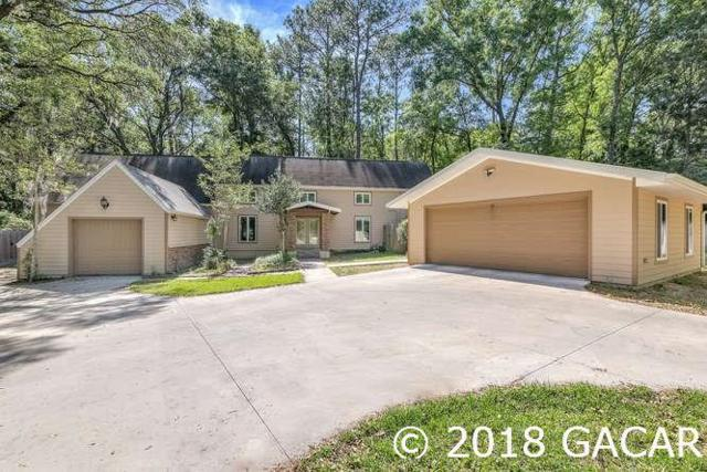 6507 NW 27th Place, Gainesville, FL 32606 (MLS #413584) :: OurTown Group
