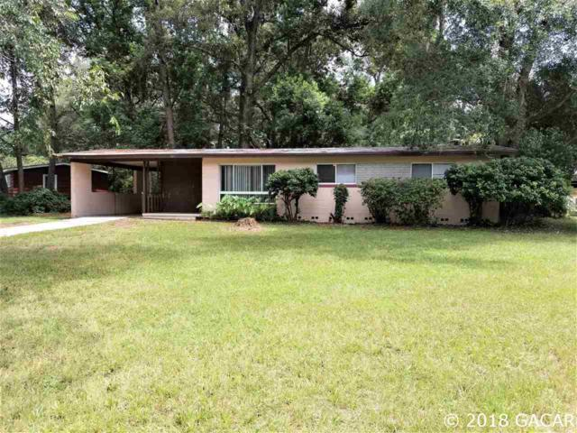 507 NW 36TH Street, Gainesville, FL 32607 (MLS #417849) :: Florida Homes Realty & Mortgage