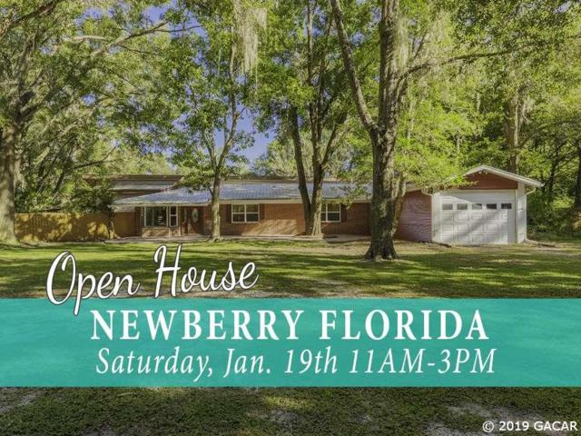 2601 SW 186 Street, Newberry, FL 32669 (MLS #420744) :: Bosshardt Realty