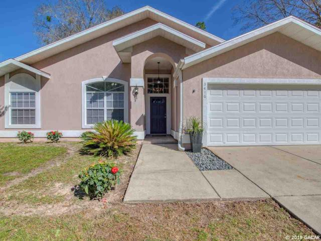 3416 NW 61st Place, Gainesville, FL 32653 (MLS #421570) :: Florida Homes Realty & Mortgage
