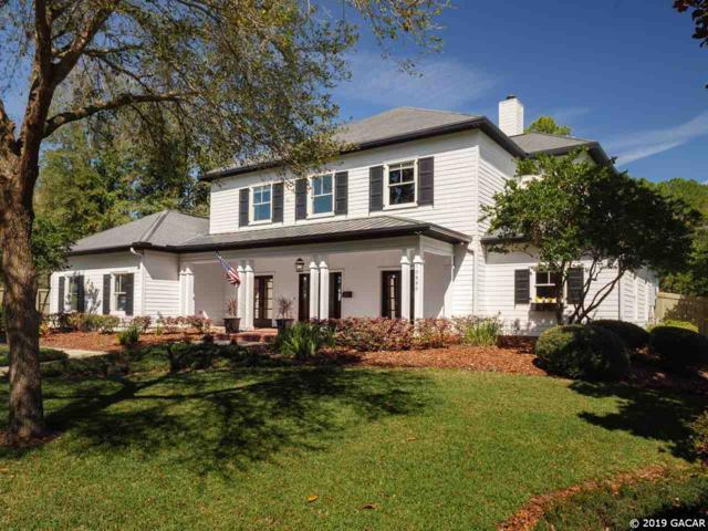 10466 SW 25TH Place, Gainesville, FL 32608 (MLS #422772) :: Thomas Group Realty