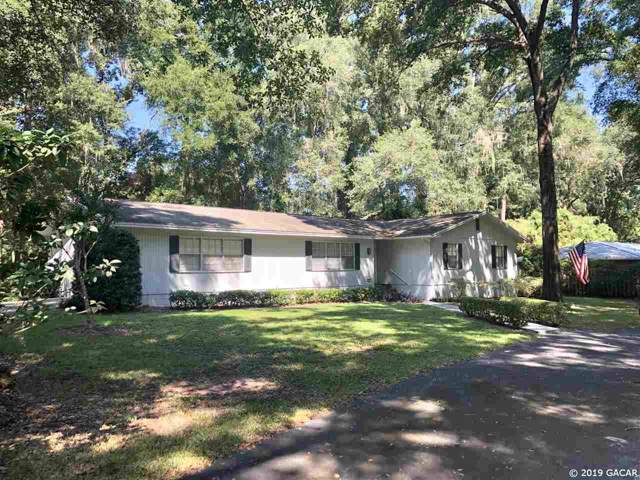 318 SW 80TH Boulevard, Gainesville, FL 32607 (MLS #428264) :: Pepine Realty