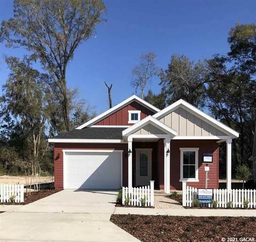 1426 NW 132nd Boulevard, Newberry, FL 32669 (MLS #440538) :: Pepine Realty
